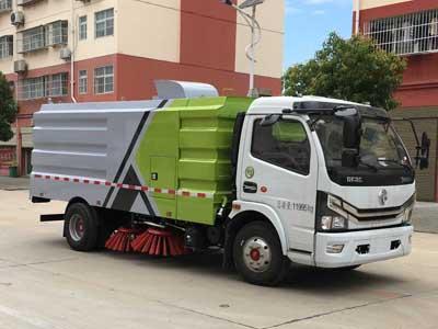 程力威牌CLW5120TSL6型yabo08-亚博在线登陆