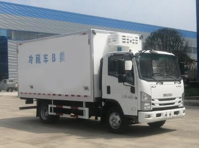 程力威牌CLW5040XLCQ6型yabo08-亚博在线登陆