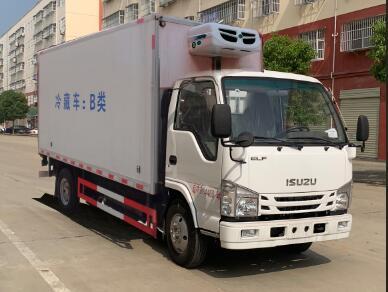 程力威牌CLW5040XLCQL6型yabo08-亚博在线登陆