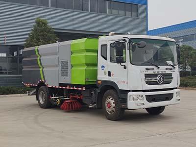 程力牌CL5180TXS6GH型洗扫车