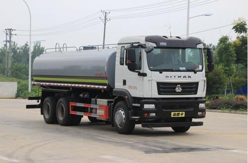 程力威牌CLW5250GSS6KL型yabo08-亚博在线登陆