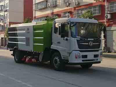 程力威牌CLW5180TSLD6型yabo08-亚博在线登陆