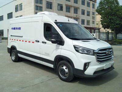 程力威牌CLW5044XLCSH6型冷藏车
