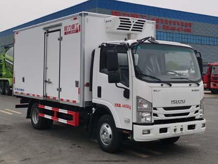程力重工牌CLH5040XLCQ6型yabo08-亚博在线登陆