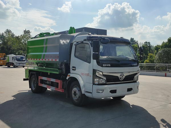 程力威牌CLW5121GQWE6型yabo08-亚博在线登陆